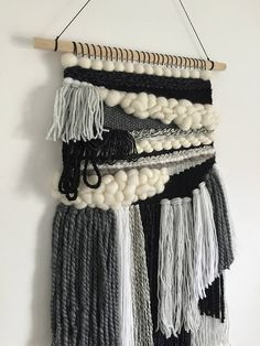 This item is not available. Tapestry Weaving, Loom Weaving, Hand Weaving, Woven Wall Hanging, Tapestry Wall Hanging, Wall Hangings, Creative Crafts, Diy And Crafts, Ideas Paso A Paso