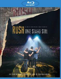 Music videos: Rush - Time Stand Still (2016) [BDRip 1080p]