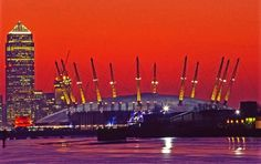 BC Place with new roof. Bc Place, New York Skyline, Canada, Places, Travel, Viajes, Traveling, Tourism, Lugares