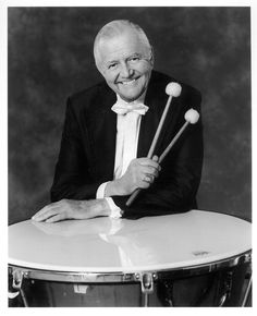 Vic Firth - thanks for the best drum sticks available!