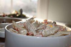 Οδηγός για μπουφέ The Kitchen Food Network, Greek Beauty, Greek Recipes, I Party, Food Network Recipes, Mocha, Food Dishes, Potato Salad, Recipies