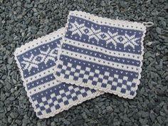 Fair Isle Knitting Patterns, Knitting Charts, Free Knitting, Beginner Knitting Projects, Knitting For Beginners, Norwegian Knitting, Crochet Kitchen, Knitting Accessories, Christmas Knitting