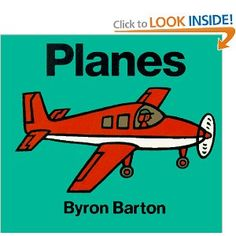 Planes (Chunky Board Book): Byron Barton: 0046594002952: Amazon.com: Books