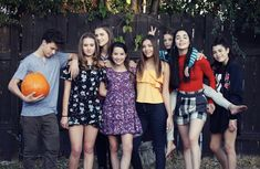 The chicken girl squad Annie Leblanc, Hayley Leblanc, Mackenzie Ziegler, Her Annies, Johnny Orlando, Annie And Hayden, Julianna Grace Leblanc, Rock Your Hair, Hayden Summerall