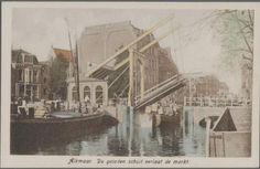 Een open Schapenbrug. Was dit nog maar realiteit! Map: Julius Meijer