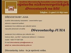 Dřevostavby Plzeň – Promo Video koktejl z Plzně