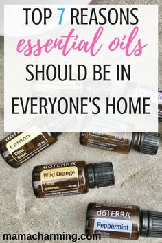Learn why everyone should have essential oils in their home. Seven reasons why you should ditch medicine and give essential oils a try! Essential Oils For Sleep, Essential Oil Uses, Doterra Essential Oils, Essential Oil Diffuser, Pure Essential, Elixir Floral, Health And Fitness Tips, Diffuser Blends, Diy Skin Care