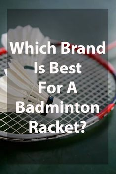 Are you looking a brand new badminton racket that suits your playstyle? We have created a list of some of the best badminton racket for each kind of player Best Badminton Racket, Badminton Tips, Olympic Badminton, Olympic Games Sports, Olympic Gymnastics, Tennis Racket, Michael Phelps Olympics, Outdoor Play Areas, Wrestling Shoes