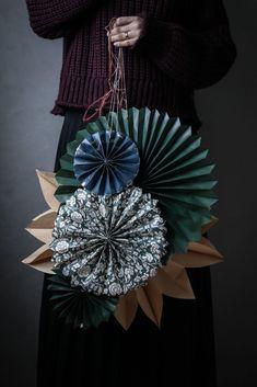 DIY: Enkel julstjärna