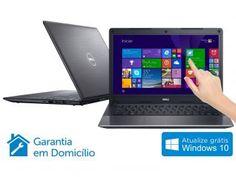 Notebook Dell Vostro V14T-5470-B30 Intel Core i5 - 4GB 500GB Windows 8 Tela 14 Touch Placa Vídeo 2GB