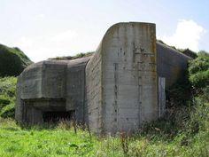 Nazi bunkers