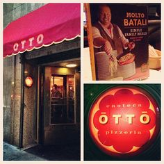 OTTO in NYC....but I have to go back because I didn't have their pizza.