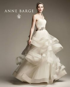 We've been dying to share the news... Elegance By Roya will be hosting a Ann Barge trunk show on February 5 – 7: Anne Barge gowns are jaw-dropping. We can't wait to see the other gorgeous frocks headed our way! Appointments are already booking so please give us a call now and reserve a fitting room to slip into amazing dresses! 703-838-9282