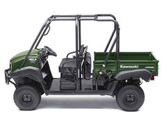 New 2017 Kawasaki Mule 4010 Trans 4X4 ATVs For Sale in Arkansas. 2017 Kawasaki Mule 4010 Trans 4X4, 2017 Kawasaki Mule 4010 Trans 4X4® THE KAWASAKI DIFFERENCE <p></p><p>THE MULE 4010 TRANS4X4® SIDE X SIDE IS A VERSATILE MID-SIZE TWO- TO FOUR-PASSENGER WORKHORSE THAT S CAPABLE OF PUTTING IN A HARD DAY OF WORK AS WELL AS TOURING AROUND THE PROPERTY.</p><li>617cc fuel-injected, V-twin engine produces reliable performance</li><li>Convertible design lets you easily change from a 4-seat crew…