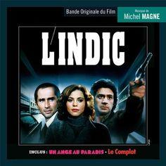 Michel Magne - L'indic/Un Ange Au Paradis