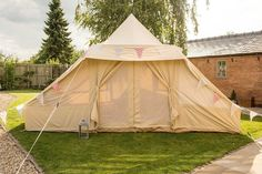 Touareg Tent £599.99 from Bell Tent Boutique