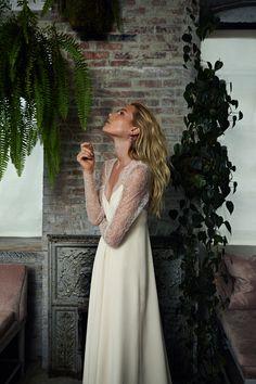 Savannah Miller x Stone Fox Bride – The 2016 Bridal Collection