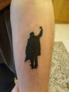 """From the end scene of The Breakfast Club. Literally my favorite movie of all time. I would love to have this. Maybe even try to incorporate """"Don't you forget about me"""" somehow."""