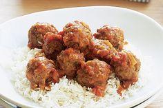 Indian lamb meatballs in curry sauce main image Mince Recipes, Lamb Recipes, Curry Recipes, Indian Food Recipes, Ethnic Recipes, Mince Meals, Minced Meat Recipe, Lamb Meatballs, Lamb Curry