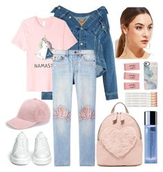 """""""Young God - Halsey"""" by decimaollin ❤ liked on Polyvore featuring Balenciaga, Bliss and Mischief, Robert Clergerie, Casetify, T-shirt & Jeans and Thierry Mugler"""