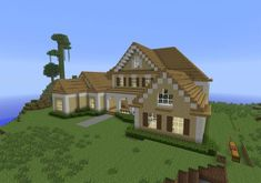 October Valley Horse Farm Minecraft Project Minecraft Pinterest - Minecraft haus automatisch bauen