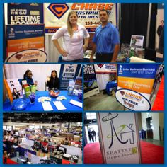 We had a ton of fun at last years Seattle Home Show!