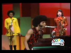 "SLY & THE FAMILY STONE ""Dance To The Music"" on The Ed Sullivan Show"