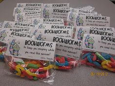 book worms gummies