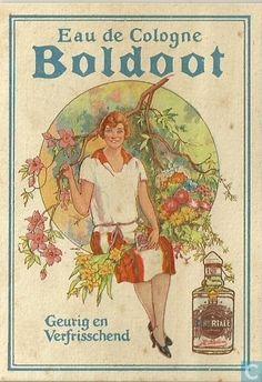 Boldoot eau de Cologne