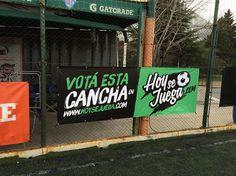 Vota a las mejores #canchasdefutbol #alquilerdecanchas