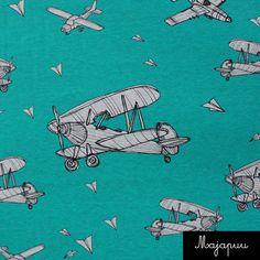 Digicollege: Lentokoneet by Majapuu.  (meleerattu lämmin turkoosi)
