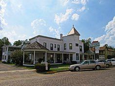 Cottage House -    Council Grove, Kansas