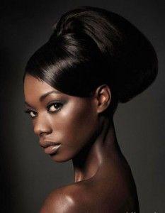 african american wedding hairstyles image