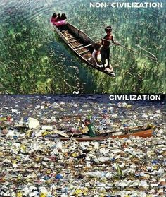 Respect our environment! Be responsible for your own trash!