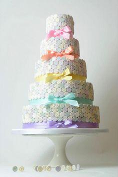 Loveheart cake :)