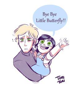 bye bye little butterfly 3/4