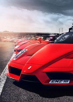 Ferrari Meeting by Tomirri Photography