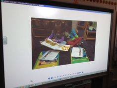 Use the SMART board to highlight positive student behaviors and work during share time in reading and writing workshops.