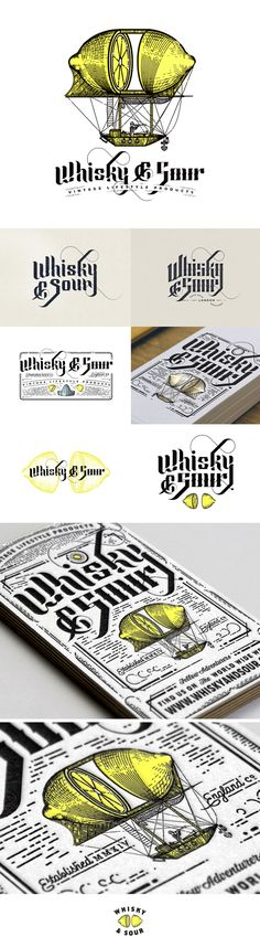Sour by Joe White, via Behance