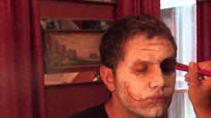 How to look like the Joker, Heath Ledger style | aglamouraffair