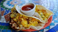 Breakfast Tacos - Texas Monthly