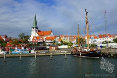 Rønne Havn, Bornholm #ronne #roenne #havn #hafen #bornholm
