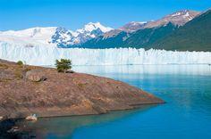Calafate Glaciar: El Perito Moreno , el más famoso d l glaciares, pero en el Parque Nacional Los Glaciares hay muchos más. Argentina / sur America