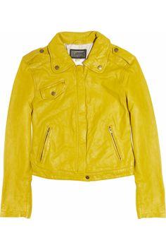 Yellow moto