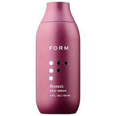 Shop Form Beauty's Protect. Heat Serum at Sephora. The non-greasy serum delivers heat protection to help prevent hair breakage.