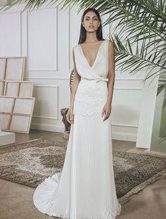 8498b2aba93d La bellezza mediterranea dell abito da sposa Bellantuono 2018