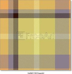 Tartan plaid - Artwork - Art Print from FreeArt.com Tartan Pattern, Pattern Art, Free Art Prints, Canvas Art Prints, Canvas Pictures, Tartan Plaid, Background Patterns, Printable Art, Artwork