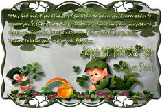 Happy St Patrick's Day Greeting