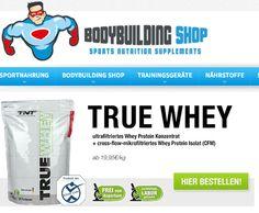 In unserem Sport Online Shop bieten wir Supplements und Nahrungsergänzungen sowie hochwertige Produkte für Fitness, Bodybuilding und Kraftsport an.