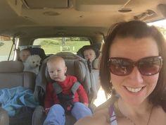 Liz & kids